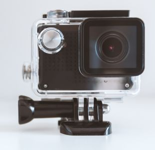 sistem video camera go pro